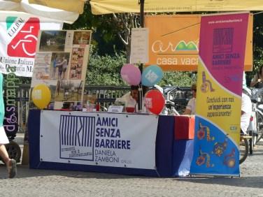 Amici senza barriere Festa del volontariato Verona