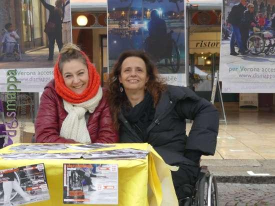 dismappa e festival non c'è differenza per giornata internazionale persone con disabilità 3 dicembre piazza bra verona