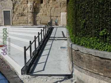 20170409 Rampe disabili Teatro Romano Verona dismappa 006