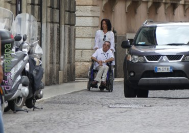 20160801 Turista disabile carrozzina Verona dismappa 110