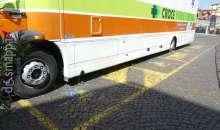 """Skarrozzata: """"Primo piano"""" a Radiopace + avviso parcheggi disabili"""