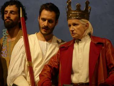 20170706 Stein Crippa Richard II Teatro Romano Verona dismappa 0363