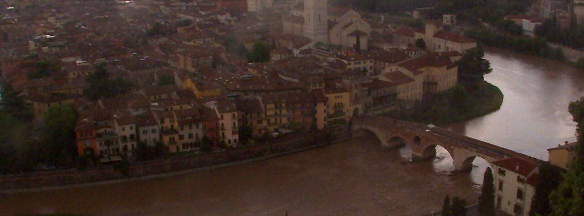 20170715 Adige marrone webcam Verona