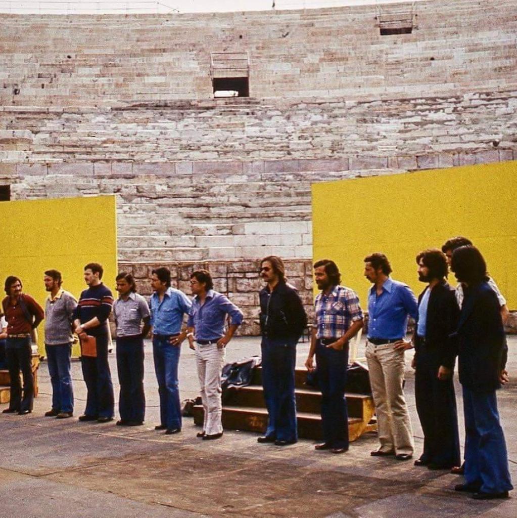 1975 inti illimani arena di verona