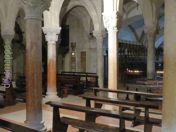 20170630 Basilica San Zeno disabili Verona dismappa 1027