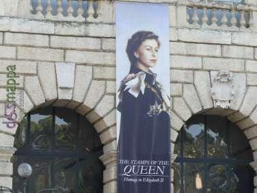 20170804 Stamps Queen Elisabeth II Verona dismappa 024