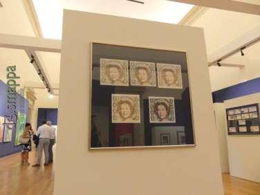 20170804 Stamps Queen Elisabeth II Verona dismappa 084