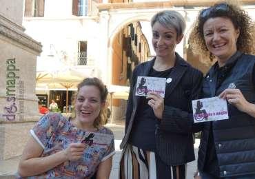 Tanja Erhart, Susanna Recchia e Giorgia Panetto per Accessibile è meglio