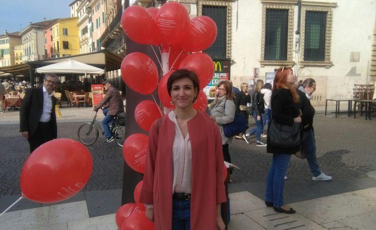 20170930 Flash Mob Bibliotca Capitolare Verona 01