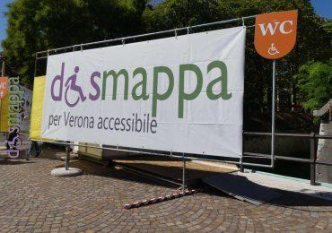 eventi accessibili a disabili bagno accessibile Verona