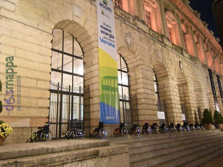 20171127 Installazione carrozzine mostra dismappa Verona 039