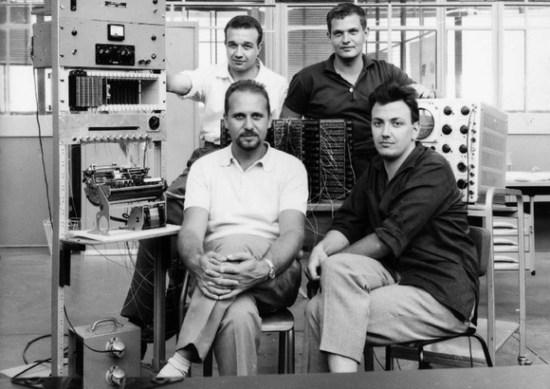 P101_team_-_Pier_Giorgio_Perotto,_Giovanni_De_Sandre,_Gastone_Garziera,_Giancarlo_Toppi