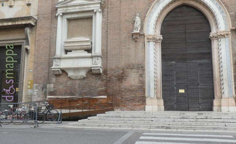 20171204 Rampa disabili chiesa Santa Eufemia Verona dismappa 082