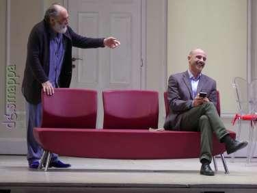 20171212 Alessandro Haber Lucrezia Lante Della Rovere teatro Verona ph dismappa 423