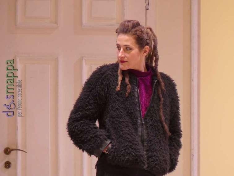 20171212 Alessandro Haber Lucrezia Lante Della Rovere teatro Verona ph dismappa 436
