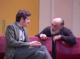 20171212 Alessandro Haber Lucrezia Lante Della Rovere teatro Verona ph dismappa 448
