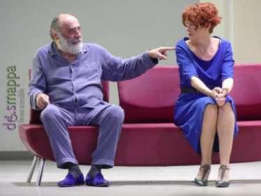 20171212 Alessandro Haber Lucrezia Lante Della Rovere teatro Verona ph dismappa 453