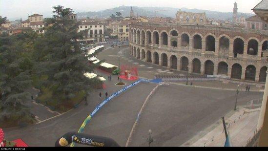 20170212 Romeo Juliet Marathon transenne disabili Verona2