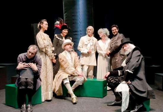20180123 Lavaro – una scena dello spettacolo1
