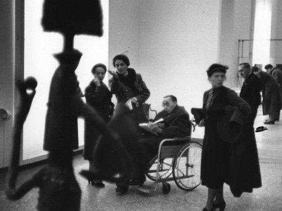 Rene-Burri-Mostra-Picasso-1953-Magnum-Photos