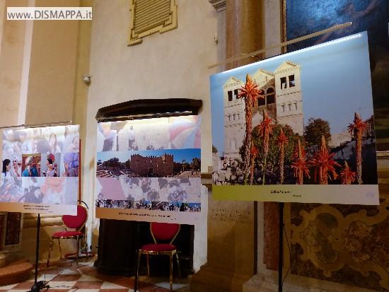 Mostra fotografica La terra del santo - Festival biblico Verona