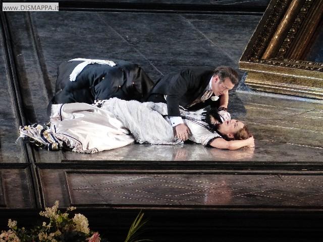 La Traviata di giuseppe Verdi prima all'Arena di Verona