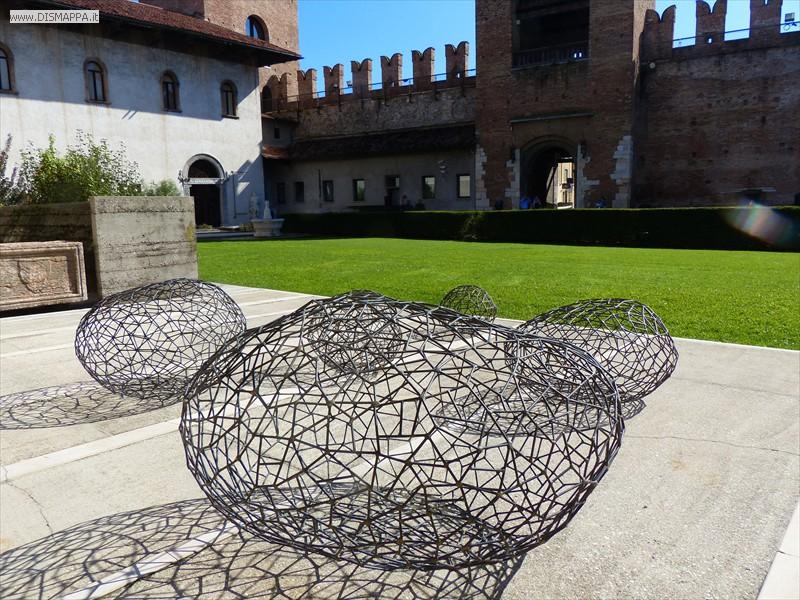 Giorgio Vigna. Stati Naturali Mostra a Castelvecchio (Verona)