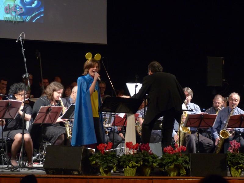 Concerto Capodanno Big Band Verona (Telethon)