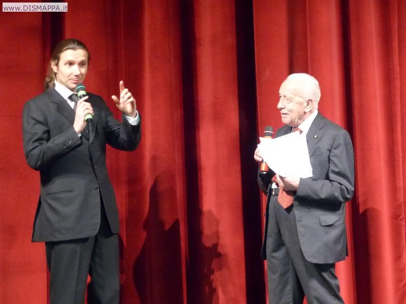 Paolo Valerio e Gianfranco de Bosio