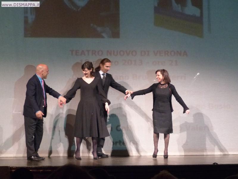 Giordano Bruno Guerri, Sabrina Reale, Giulia Cailotto e Paolo Valerio