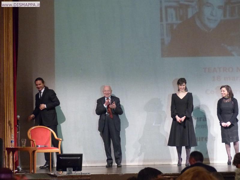 Gianfranco de Bosio, Giordano Bruno Guerri, Sabrina Reale, Giulia Cailotto e Paolo Valerio
