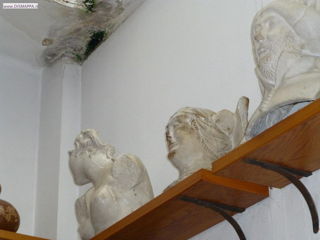 L'atelier di Gino Bogoni a Verona