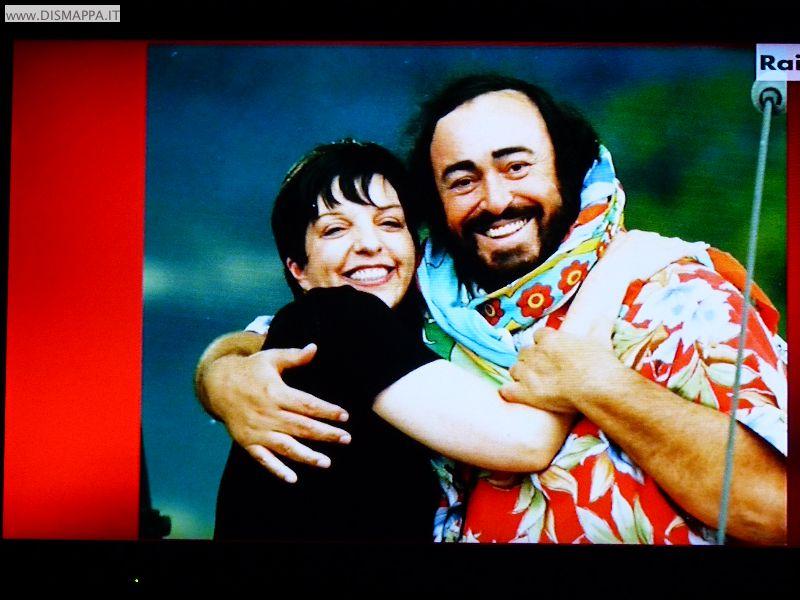 AMO Pavarotti - Pavarotti e Liza Minelli
