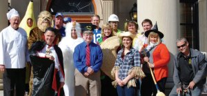 Dismas Charities Corporate Staff Know How To Celebrate Halloween