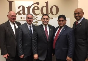 Laredo Days Prove Hot For Reyes