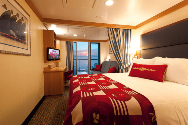 what is in a stateroom