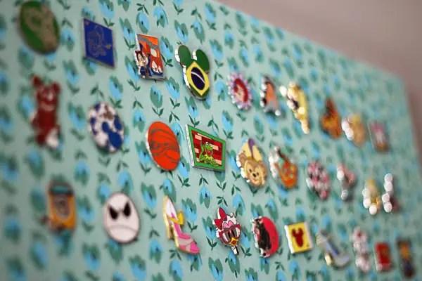 Disney DIY – Disney Pin Displays 4