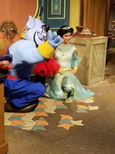 Magic Kingdom Meet and Greet