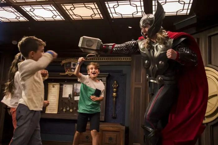 5 must do superhero adventures aboard disney cruise line