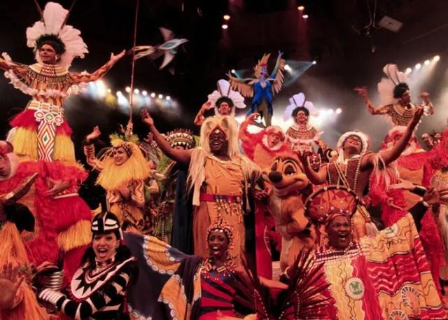 6 Disney World Stage Shows