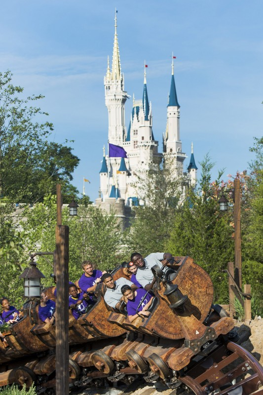 10 Best Disney Coasters