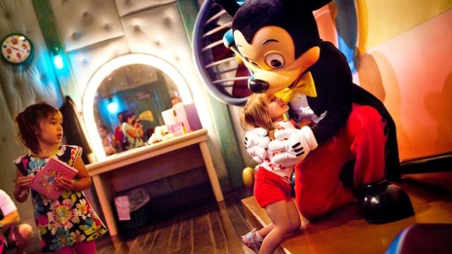 Disneyland Preschoolers