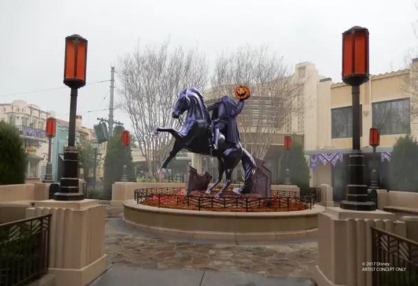 Disneyland Halloween