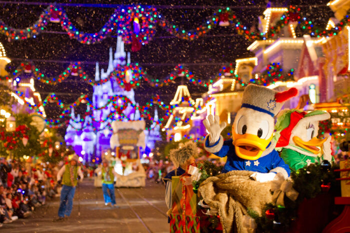 Walt Disney World Christmas.12 Must Do Holiday Experiences At Walt Disney World This Season
