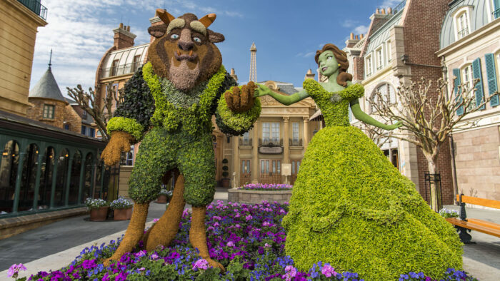 Image result for epcot flower and garden festival 2018