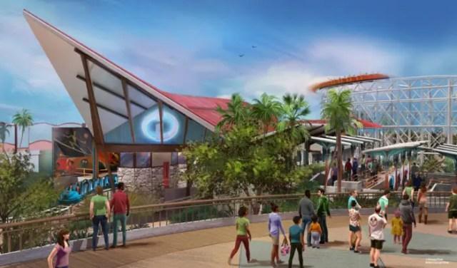 5 Things We Know about Disneyland Resort's NEW Pixar Pier 2
