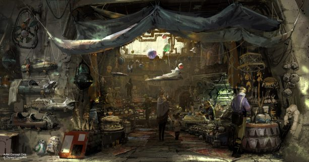 9 Things We Know About the New Star Wars Land Coming to Disney's Hollywood Studios 2