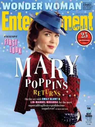 Disney D23 Magazine Winter 2018 Mary Poppins Returns Ralph Breaks Internet NEW