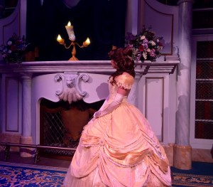 Enchanted Tales with Belle is one of the best attractions for Toddlers at Magic Kingdom, Disney World
