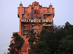tower of terror is one of the best disney world rides for adults